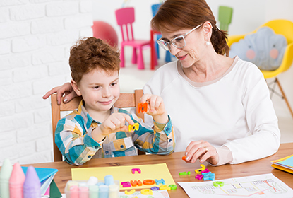 Speech Pathology & Occupational Therapy Services