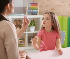 SPEECH LANGUAGE THERAPY